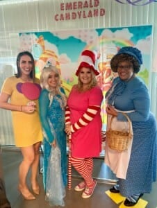 Account Management Team: Candyland
