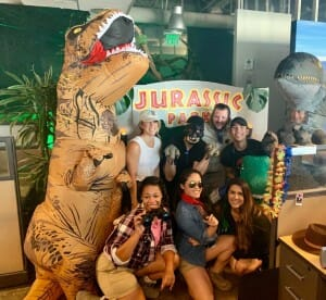 emerald health services halloween jurassic park